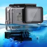 PULUZ Unterwasser Gehäuse Tauchen für GoPro Hero 5 mit Objektiv Schutz Hülle Neu