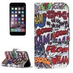 Schutzhülle Muster 72 für Apple iPhone 7 Bookcover Tasche Case Hülle Wallet Etui