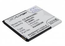 Akku Batterie Battery für WIKO Bloom Rainbow M172 N350 Ersatzakku Accu