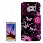 Hardcase Motiv 4 für Samsung Galaxy S6 G920 G920F Hülle Case Cover Tasche Schutz