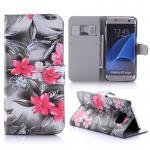 Schutzhülle Muster 86 für Samsung Galaxy S7 Edge G935F Tasche Cover Case Hülle