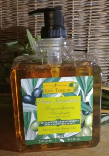 Duschgel mit Toscana Olivenöl Prima Spremitura