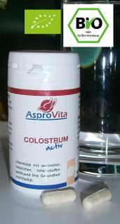 Colostrum Kapseln 60 Stck a 495 mg - Vorschau 4