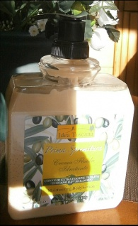 Toscana Olivenöl Bodylotion Prima Spremitura