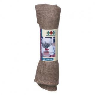 Jute-Schutzsack, 60 x 80 cm, Schutzhaube, Pflanzenhaube, Pflanzenschutz, Winter