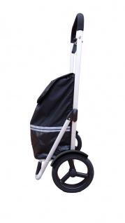 Fahrrad-Trolley Einkaufstrolley + Kupplung Shopper Lastenanhänger Einkaufstasche
