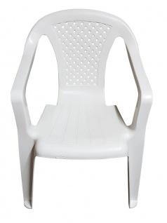 Kinder Gartenstuhl Stapelstuhl Kinderstühle Kindersessel versch. Farben wählbar - Vorschau 5