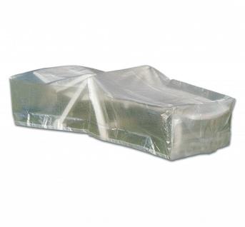 Möbelschutzhülle Schutzhülle Abdeckung für Rolliege Dreibeinliege 200x75x40cm