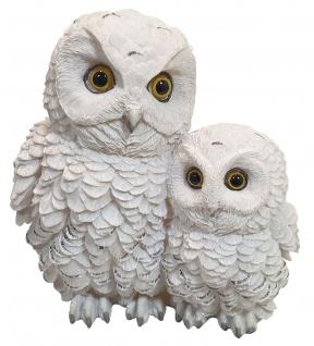 Ente Tierfigur Skulptur Granit Stein Gartengestaltung Vogel Gartendeko