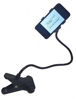 Universal Smartphone-Halterung Handyhalter 360° Schwanenhals Handy Gadgets NEU