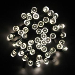 LED-Lichterkette 48 LED´s warmweiß In- & Outdoor Batteriebetrieb Timerfunktion - Vorschau 2