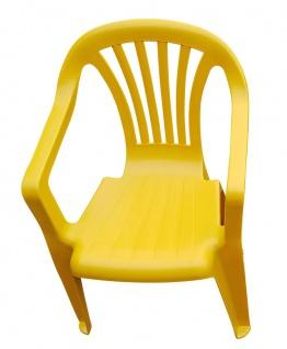 Kinder Gartenstuhl Stapelstuhl Kinderstühle Kindersessel versch. Farben wählbar - Vorschau 4