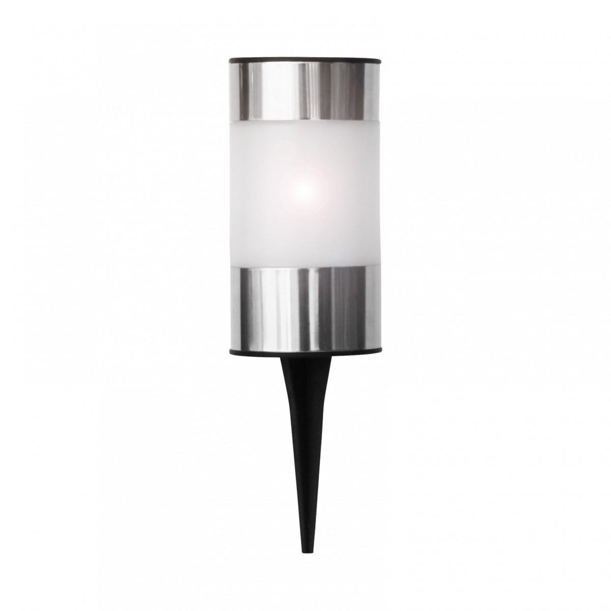 led solarleuchte solarlampe solarstick wegbeleuchtung. Black Bedroom Furniture Sets. Home Design Ideas