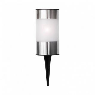 5er Set LED Solarleuchte Solarlampe Solarstick Wegbeleuchtung Gartendekoration - Vorschau 4