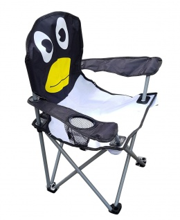 Kinder-Faltarmlehnstuhl Kinderstuhl Campingstuhl DIN EN71 versch. Motive wählbar - Vorschau 4