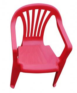 Kinder Gartenstuhl Stapelstuhl Kinderstühle Kindersessel versch. Farben wählbar - Vorschau 3
