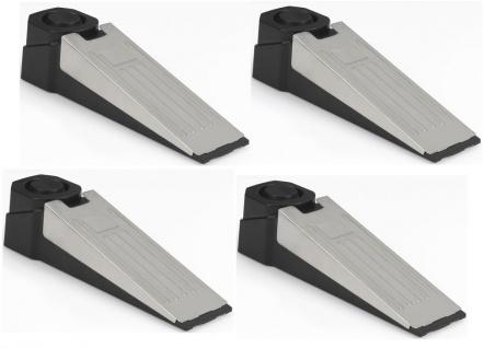 Alarmanlage 4er Set Türstopp-Alarm kabellos 100db Türstopper mit Alarmfunktion