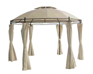 pavilon livorno 3 5x3 5x2 65 m pavillon wasserdicht pavillon preisvergleiche garten mit. Black Bedroom Furniture Sets. Home Design Ideas