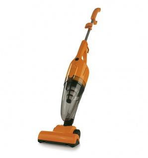 Staubsauger cleanmaxx Vario 3in1 beutellos 800 W in orange Bodenstaubsauger