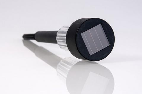 3er Set LED-Solarleuchten mit Erdspieß, Solarstick, Wegeleuchten, Solarlampe - Vorschau 5