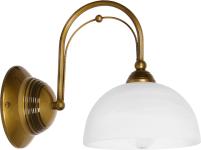 Wandlampe 1-flammig im Landhaus Stil, Wandleuchte, Wandbeleuchtung, Lampe