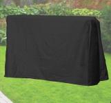 Komfort Schutzhülle Gartenschaukel Hollywoodschaukel anthrazit 210x150x139 cm