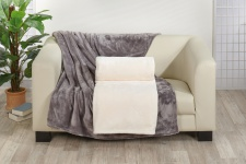 Wohndecke Cashmere Touch, versch. Farben wählbar, 150 x 200 cm, Kuscheldecke