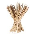 Schaschlikspieße Holz 1200 Stück Grillspieße 20 cm Gemüsespieß Spieß Pieker BBQ