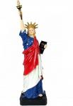 Freiheitsstatue Figur Statue of Liberty Deko Skulptur USA New York