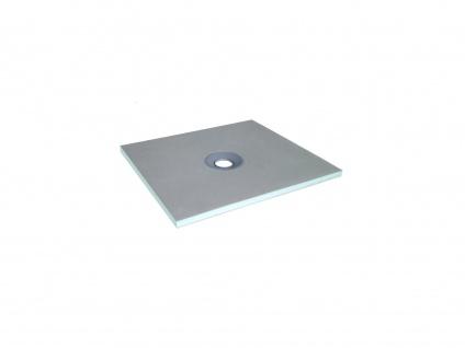 Duschwanne Duschtasse zur Selbstgestaltung DELOS - 900x900x40mm