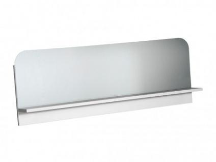 Wandspiegel mit Ablage FLOW - 159x63, 5cm