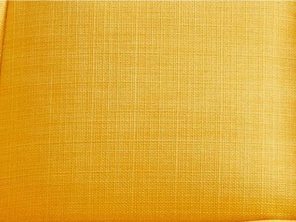 Lounge-Sessel Stoff Kribi - Gelb - Vorschau 5