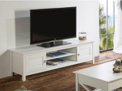 TV-Möbel BRISTOL - 2 Türen & 2 Ablagen