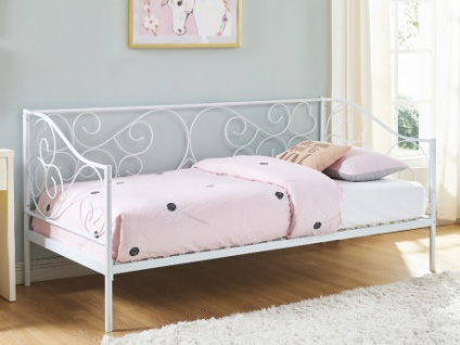 Kinderbett VIVAN - 90x200cm - Weiß