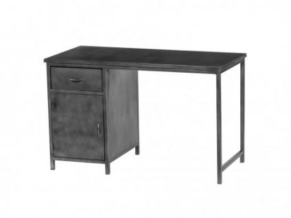 Schreibtisch AKRON - 1 Tür & 1 Schublade