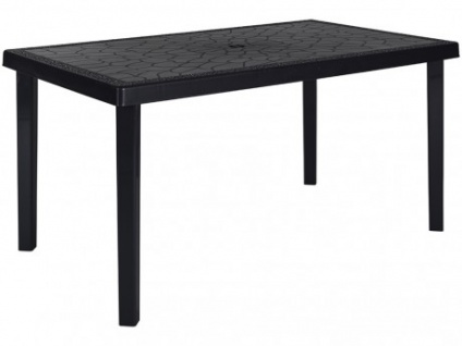 esstisch anthrazit g nstig online kaufen bei yatego. Black Bedroom Furniture Sets. Home Design Ideas