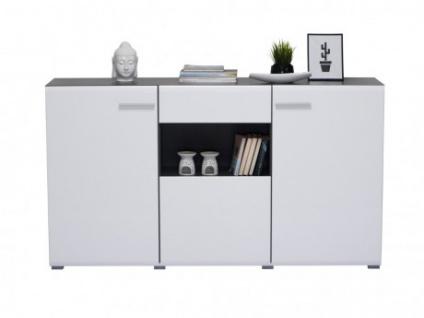 Sideboard TIMEO - 2 Türen & 1 Schublade
