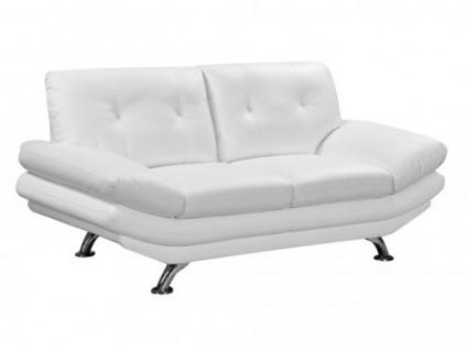 2-Sitzer-Sofa FORREST - Weiß