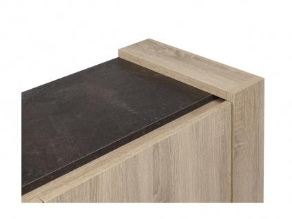 Sideboard Sumai - 3 Türen & 1 Schulade - Vorschau 3