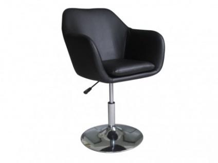 Lounge-Sessel Malestior - Drehbar - Schwarz