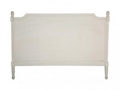 Kopfteil Bett Pleyel - Breite: 170 cm - Weiß