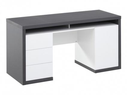 Schreibtisch mit Stauraum Igor III
