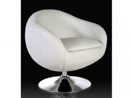 Lounge-Sessel Whisper - Weiß