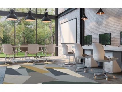 Teppich Design PABLO - 100% Polypropylen - 140x200 cm - Vorschau 3