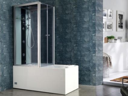 Duschbadewanne Massage DARIA - Vorschau 1