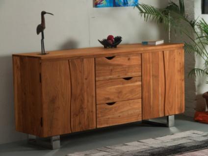 Sideboard Holz massiv TUSTY