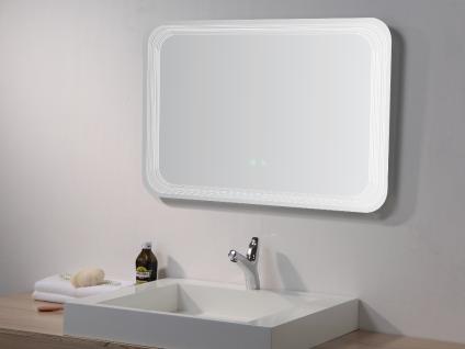 Spiegel mit LED-Beleuchtung AGLAE - B 90 x H 60 cm - Vorschau 4