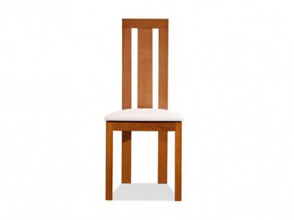 Stuhl 2er-Set Massivholz Domingo - Naturfarben - Vorschau 3