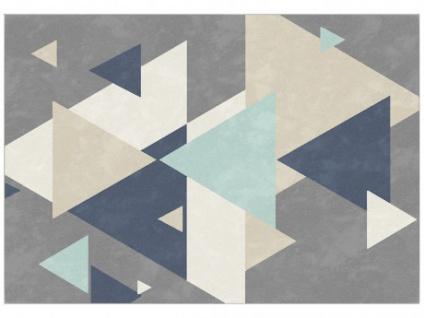 Teppich Design PATCHWORK - 100% Polypropylen - 160 x 230 cm