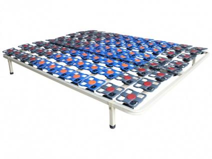 Lattenrost mit Tellermodulen von DREAMEA PLAY - 140x190cm